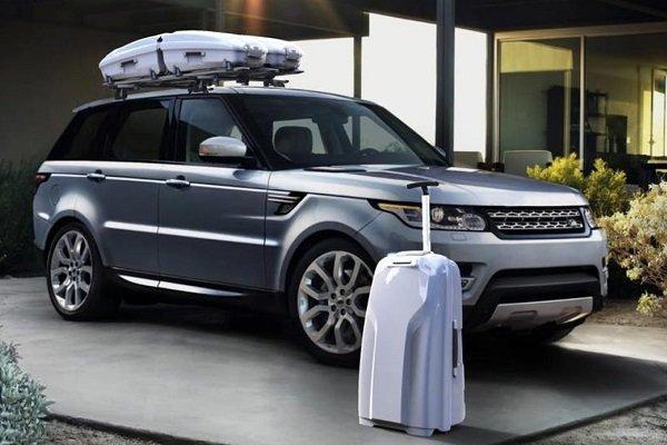 چمدان هایی که از روی باربند سر نمی خورند