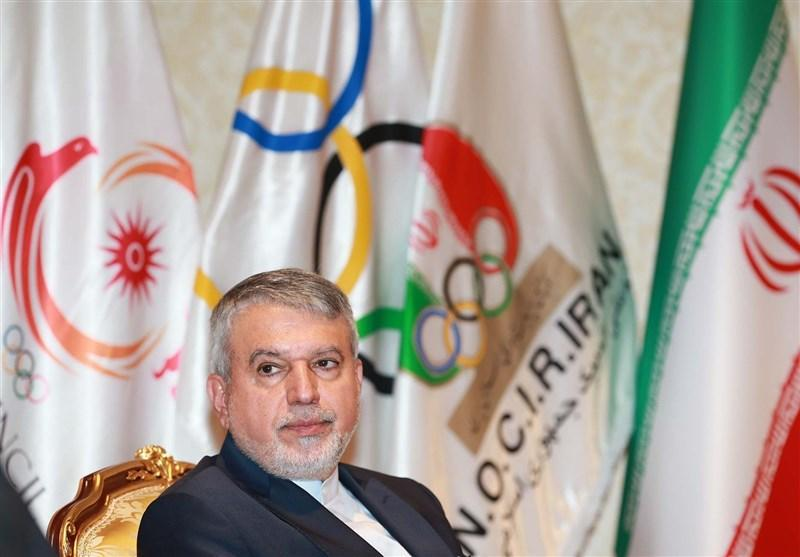 رئیس کمیته ملی المپیک موفقیت کاروان ایران در المپیک جوانان را تبریک گفت