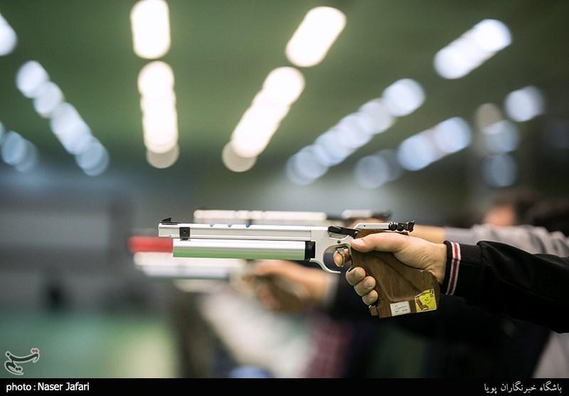 مسابقات تیراندازی بانوان کارکنان دولت برگزار گردید، تیراندازان دانشگاه علوم پزشکی بر سکوی قهرمانی