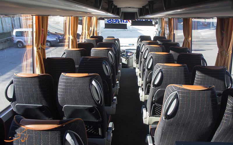 اطلاعات کامل درباره حمل و نقل عمومی در وارنا