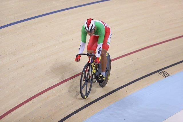 ناکامی رکابزنان ایران در سومین روز مسابقات پیست قهرمانی آسیا