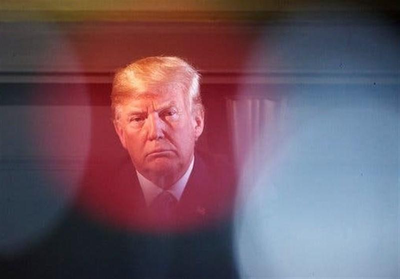 درخواست ترامپ از جمهوریخواهان برای حمایت از وی در برابر دموکرات ها