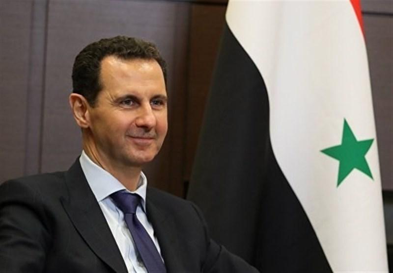 حضور غیرمنتظره بشار اسد در خط مقدم نبرد در حومه ادلب
