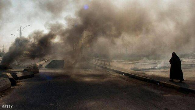 80 زخمی در پی 3 انفجار پی در پی بغداد