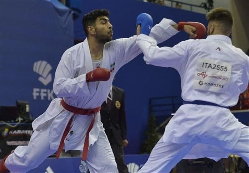 لیگ برتر کاراته وان اسپانیا، اباذری با برتری در جدال تمام ایرانی به مدال برنز رسید