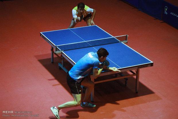 محل برگزاری مسابقات انتخابی تیم ملی تنیس روی میز تغییر کرد