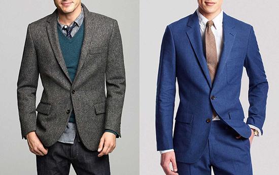 تفاوت های کت اسپرت، بلیزر و کت رسمی