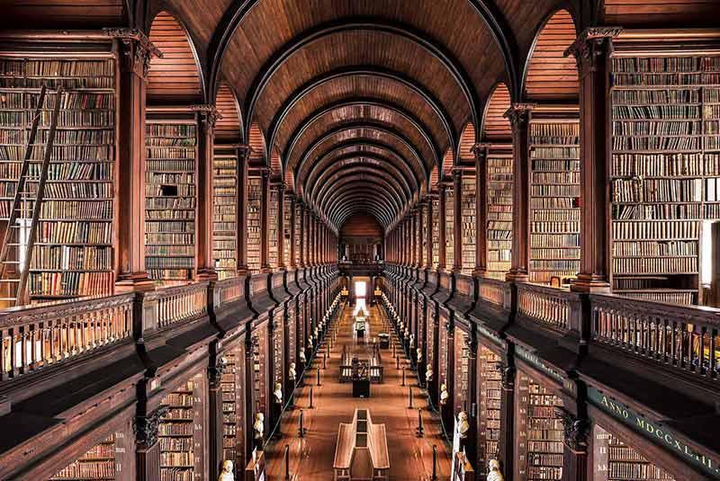 بزرگترین کتابخانه جهان کجاست؟
