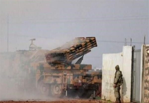سوریه، حملات راکتی ترکیه و گروه های مسلح به حومه تل تمر در الحسکه