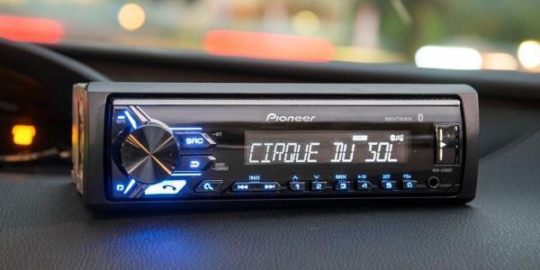 قیمت پرفروش ترین پخش کننده های صوتی خودرو