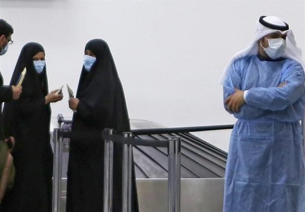 رکورد تعداد ابتلای روزانه به کرونا در کویت شکسته شد